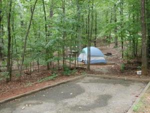 Roanoke Mountain Campground