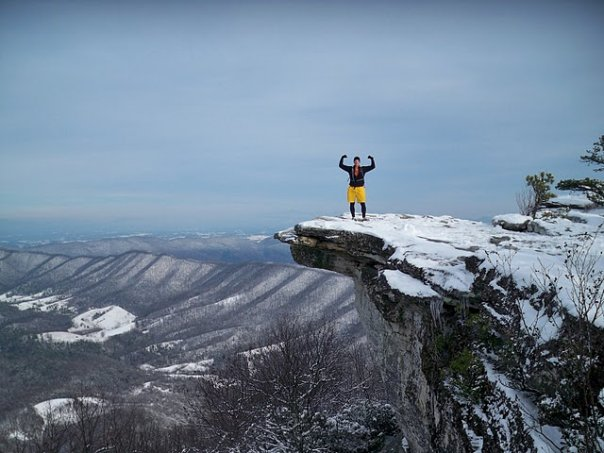 Photo Spotlight: McAfees Knob (5/6)